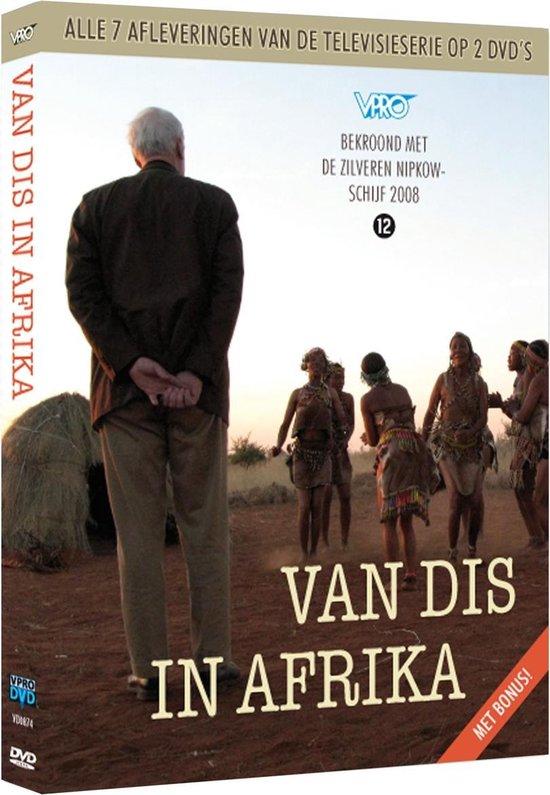 Cover van de film 'Adriaan Van Dis - In Afrika'