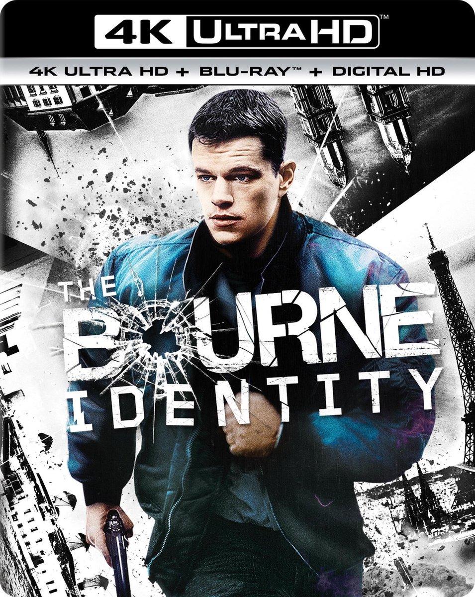 The Bourne Identity (4K Ultra HD Blu-ray)-