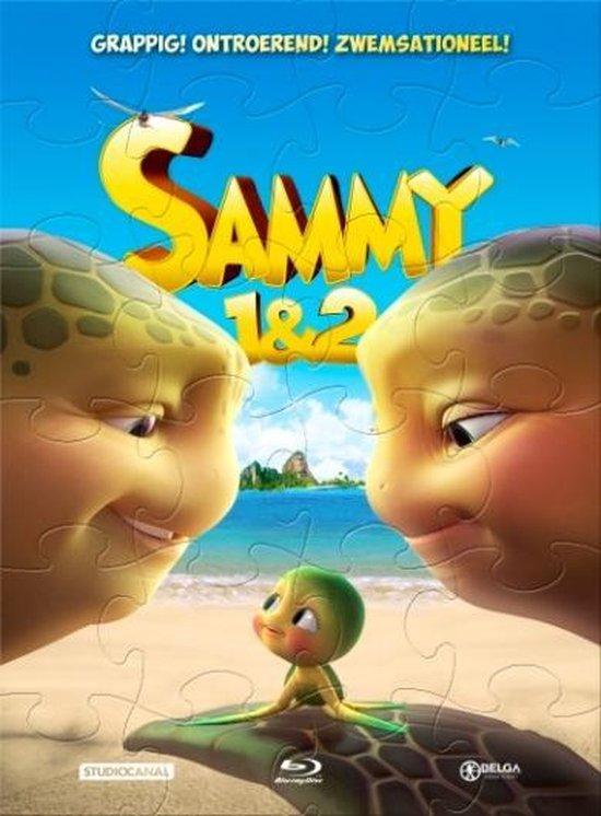 Cover van de film 'Sammy 1&2'