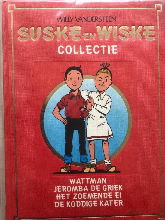 Suske en Wiske Lecturama collectie de delen 071 t/m 074