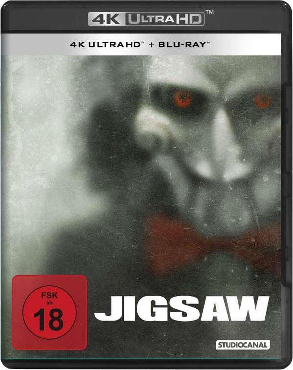 Jigsaw (Ultra HD Blu-ray & Blu-ray)-