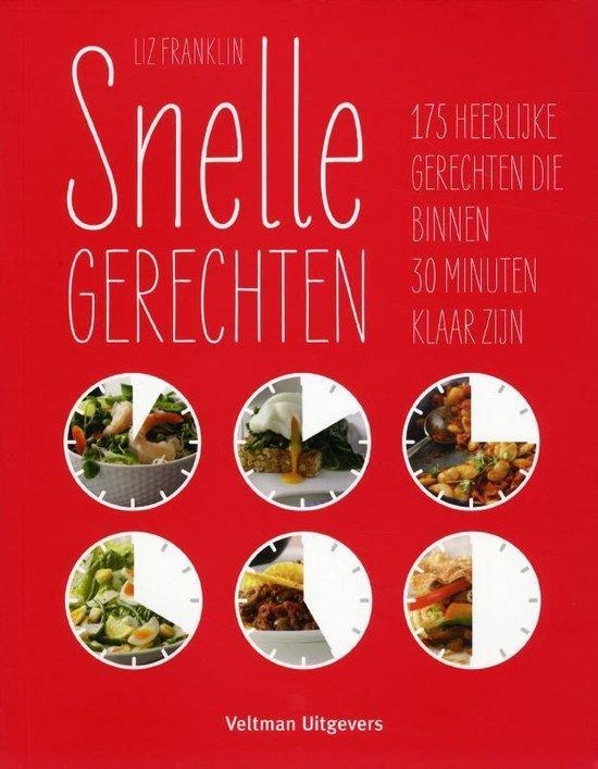 Boek cover Snelle gerechten van liz franklin (Paperback)
