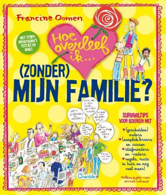 Hoe overleef ik (zonder) mijn familie? - Francine Oomen pdf epub