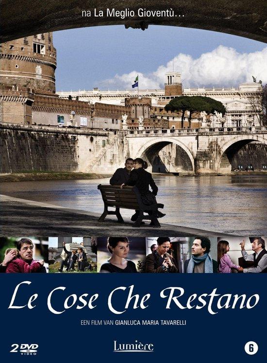Cover van de film 'Le Cose Che Restano'