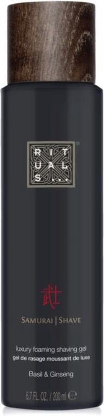 RITUALS The Ritual of Samurai Shave Scheergel voor mannen - 200ml
