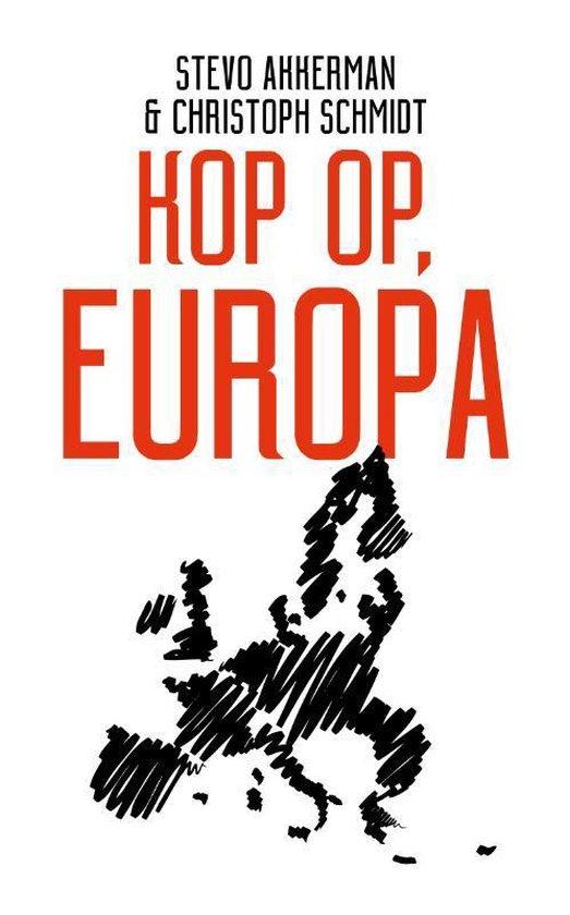 Kop op, Europa - Stevo Akkerman |