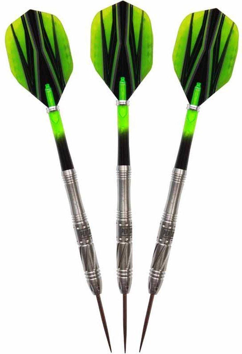 ABC Darts Pentathlon Dartpijlen - TDP 5 groen - 24 gram