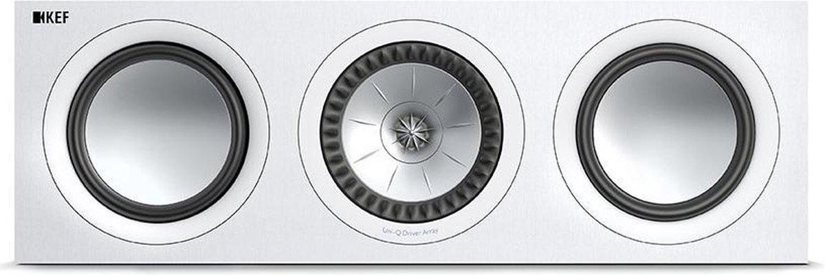KEF Q650c Wit luidspreker