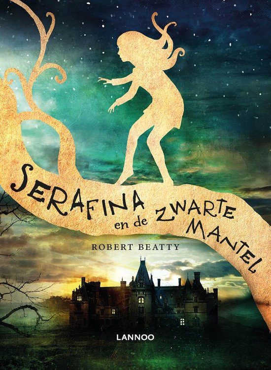 Serafina en de zwarte mantel - Robert Beatty |