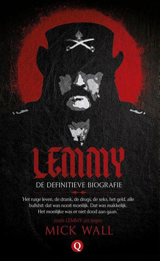 Lemmy - Mick Wall |
