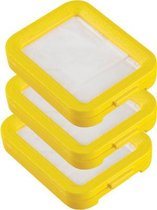 BLACK+DECKER - FSM3LF-XJ - 3 x citroen geurcartridges voor Stoomreinger