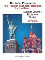 The Russian Technical Regimen for the Piano