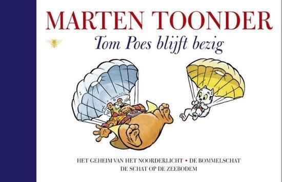 Tom Poes blijft bezig - Marten Toonder pdf epub