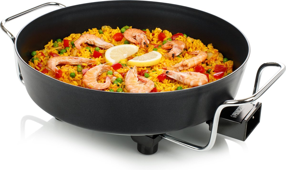Princess Multi Wonder Chef Pro 162367 Hapjespan 35 Cm Bol Com