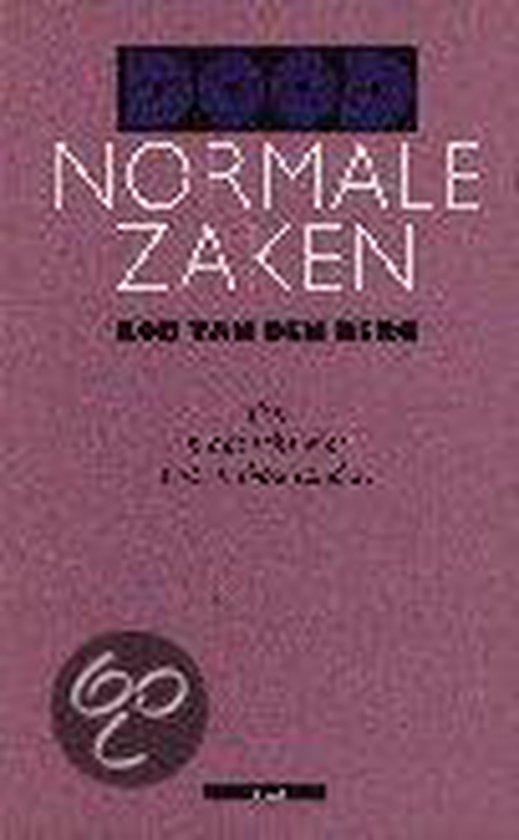 DOODNORMALE ZAKEN - Van den Berg   Fthsonline.com