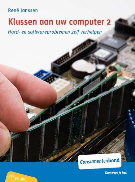 Cover van het boek 'Klussen aan uw computer 2'