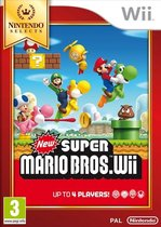 New Super Mario Bros. (Selects) /Wii
