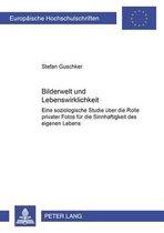 Boek cover Bilderwelt Und Lebenswirklichkeit van Stefan Selke