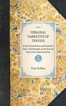 Personal Narrative of Travels