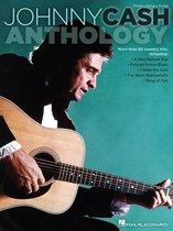 Boek cover Johnny Cash Anthology (Songbook) van Johnny Cash