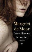 Boek cover De schilder en het meisje van Margriet de Moor