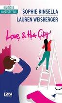 Omslag Bilingue français-anglais : Love and the city