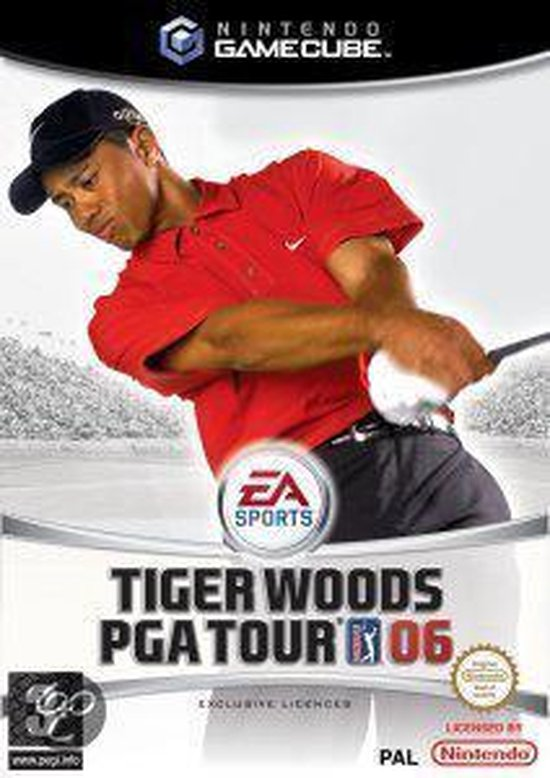 Tiger Woods 2006 (PLAYER'S CHOICE*)