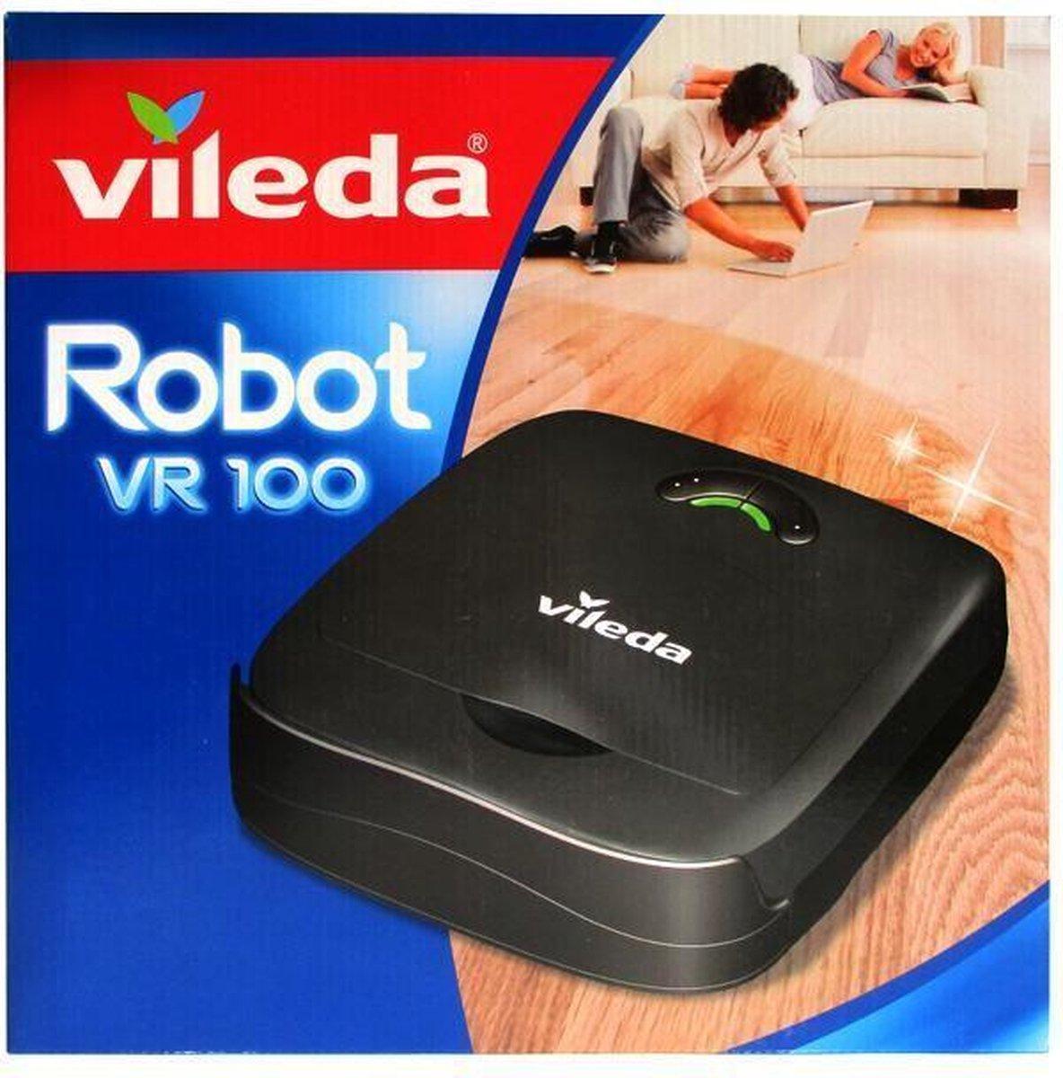 Vileda VR 102 Robotstofzuiger Kijkshop