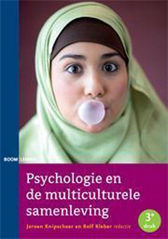 Psychologie en de multiculturele samenleving - Jeroen Knipscheer |