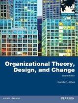 Organizational Theory, Design, and Change