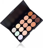 Evvie Concealer & Foundation Palette -15 kleuren