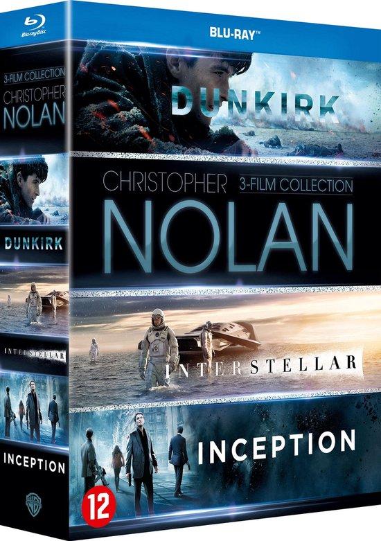Christopher Nolan Boxset (Blu-ray)