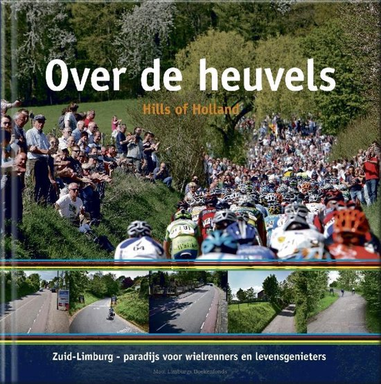 Over de heuvels - Eric Dorst |