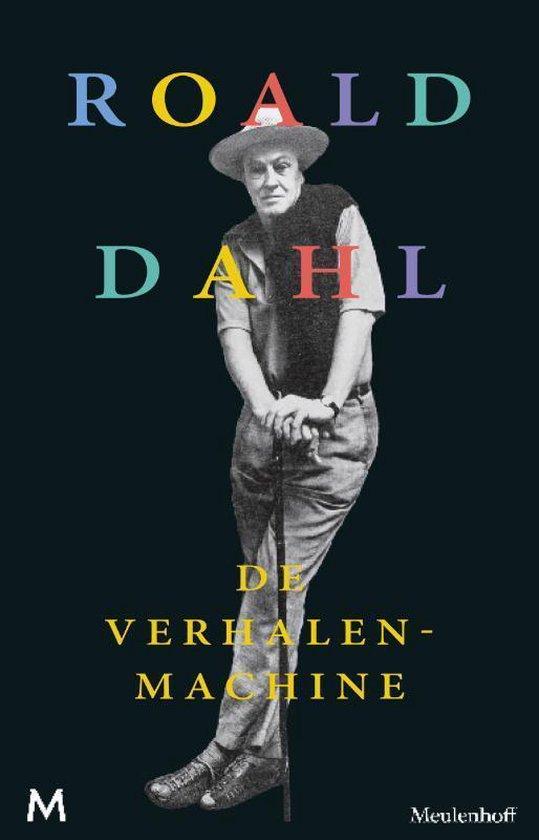 De verhalenmachine - Roald Dahl |