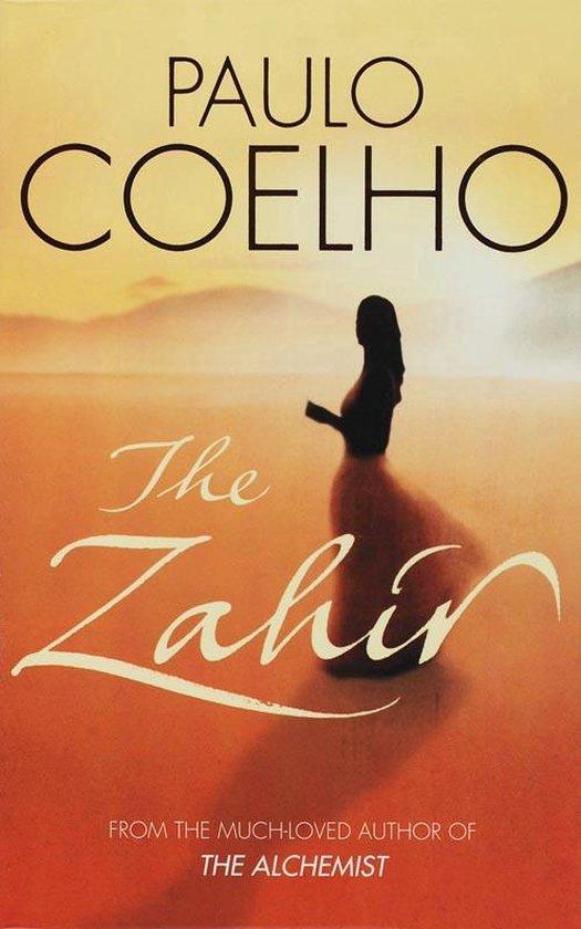 Boek cover Zahir van Paulo Coelho (Paperback)