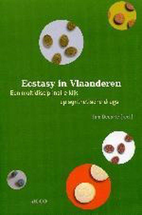 Ecstasy in Vlaanderen. een multidisciplinaire kijk op synthetische drugs - Tom Decorte   Fthsonline.com