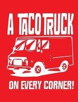 Taco Truck Composition Book