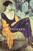 Boek cover De gloed van Sint-Petersburg van Jan Brokken