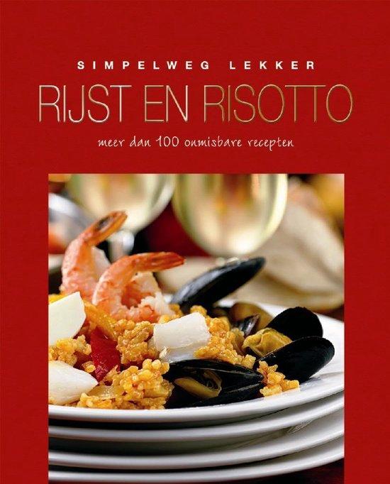 Rijst en risotto - Diverse auteurs pdf epub