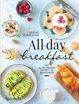 Boek cover All-day breakfast van Denise Kortlever