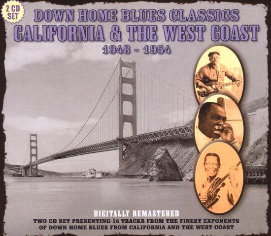 Various - Down Home Blues West Coas