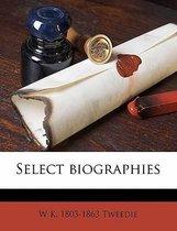 Select Biographies
