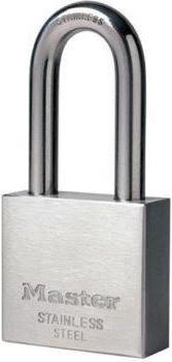 MasterLock weerbestendig hangslot lange beugel 40mm, 2340EURDLH - MasterLock