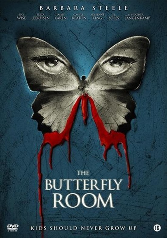 Cover van de film 'Butterfly Room'