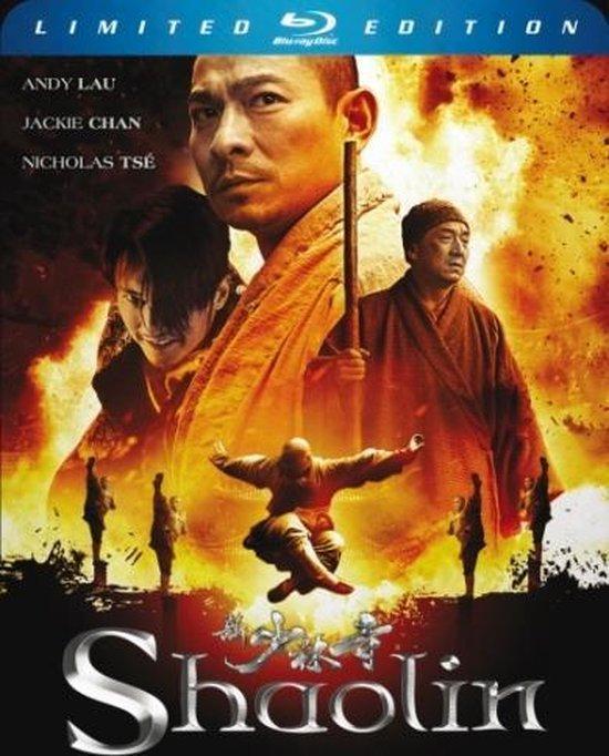 Cover van de film 'Shaolin'