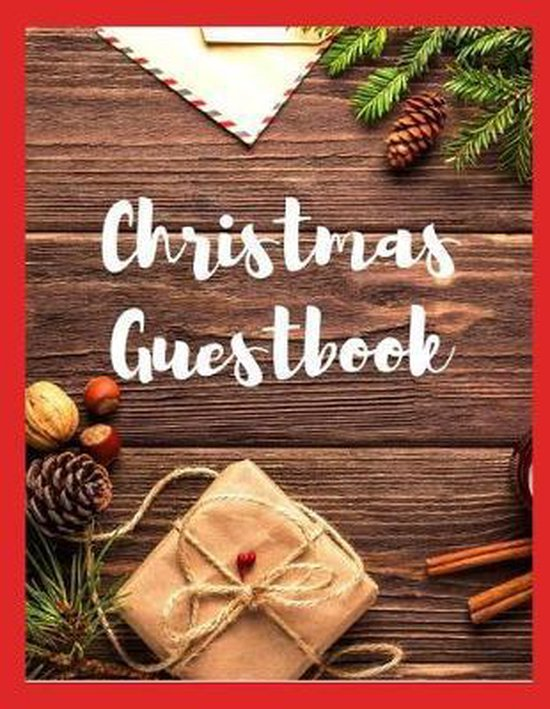 Christmas Guestbook