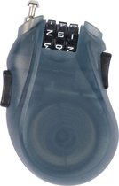 Burton Cable Lock Unisex Snowboardslot - Translucent Black
