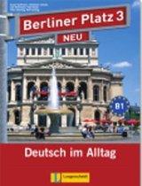 Berliner Platz 3 NEU Lehr-/Arbeitsbuch + 2 Audio-CDs