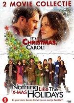 It's Christmas Carol + Nothing Like X-mas Holidays