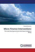 Micro Finance Interventions